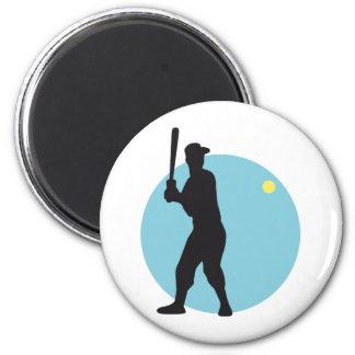 Baseball more batter magnet