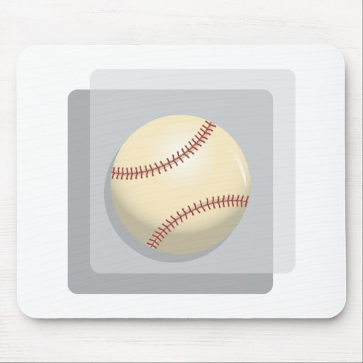 Baseball Mouse Mat