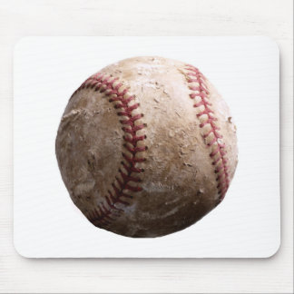 Baseball Mouse Pad