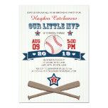 BASEBALL MVP BIRTHDAY INVITATION FOR CHILDREN