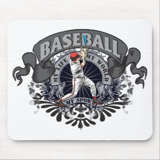 Baseball My Sport Mouse Pad