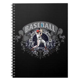 Baseball My Sport Notebook