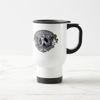 Baseball My Sport Travel Mug