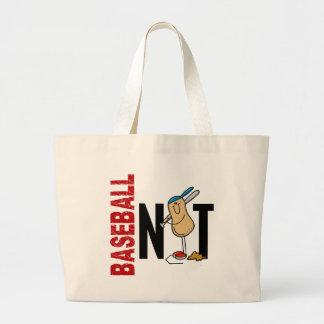 Baseball Nut 1 Tote Bag