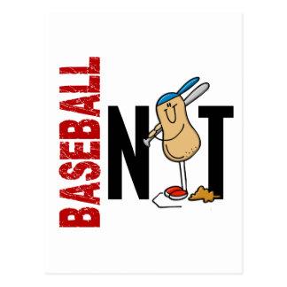 Baseball Nut 1 Postcard