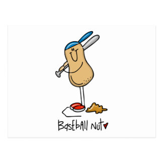Baseball Nut 3 Postcards