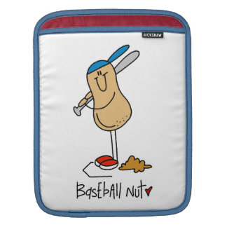 Baseball Nut T-shirts and Gifts Sleeves For iPads