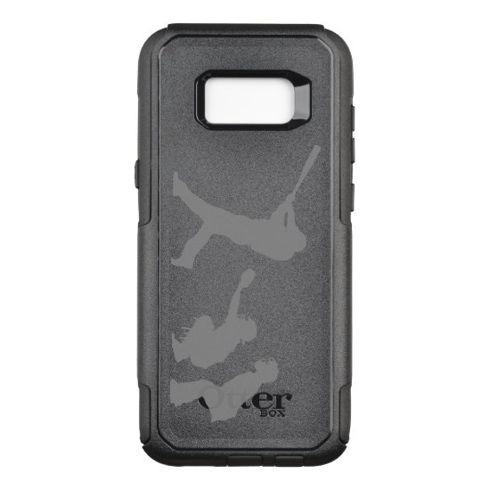 Baseball OtterBox Commuter Samsung Galaxy S8+ Case