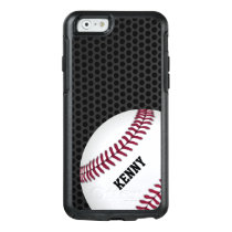 Baseball Otterbox iPhone 6 Case