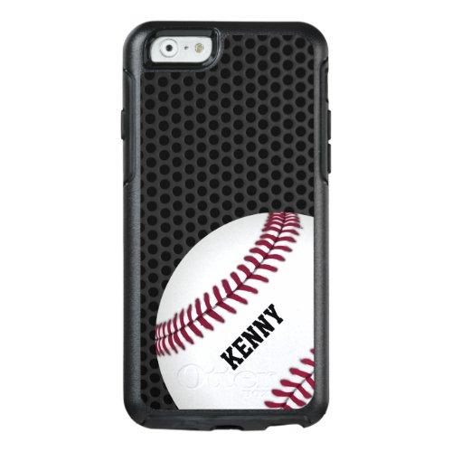 Baseball Otterbox iPhone 6 Case Phone Case