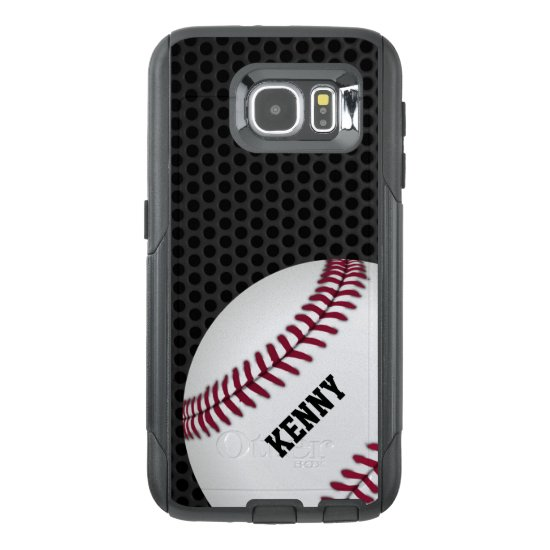 Baseball Otterbox Samsung S6 Case