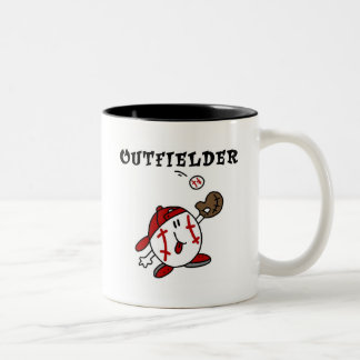 Baseball Outfielder Tshirts and Gifts Coffee Mugs