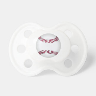 Baseball Pacifier