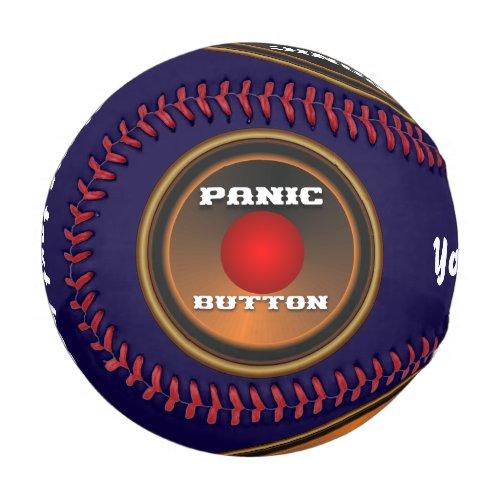 Baseball panic button