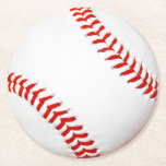 "Baseball Paper Coasters<br><div class=""desc"">Baseball</div>"