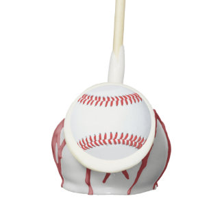 Baseball Party Theme Ideas Cake Pops