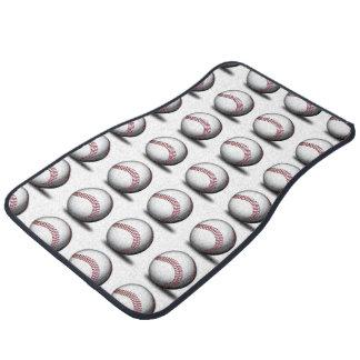 Baseball Pattern Floor Mats Car Mat