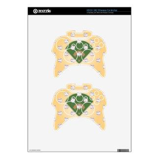 Baseball Pattern: Xbox 360 Controller Skin