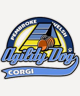 Baseball Pembroke Welsh Corgi Agility T Shirts