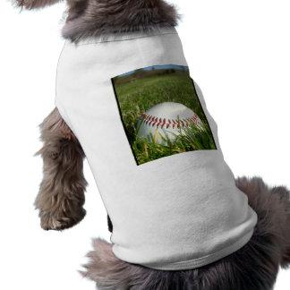 Baseball Pet T Shirt
