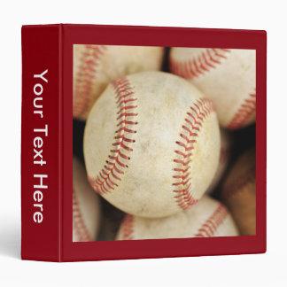 Baseball Photo Binder