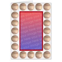 Baseball photo Card