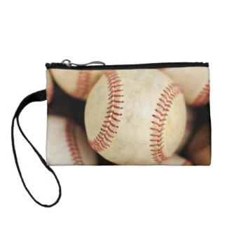 Baseball Photo Coin Purse