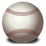 Baseball Photo Cut Outs