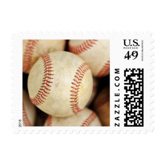 Baseball Photo Postage