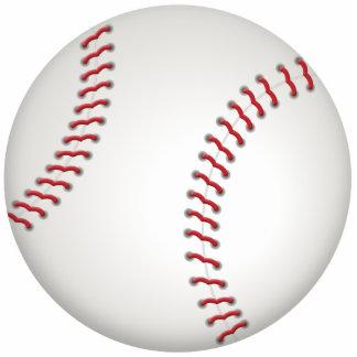 Baseball Photo Sculpture
