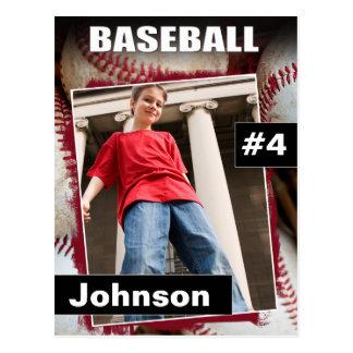 Baseball Photo Sports Trading Card