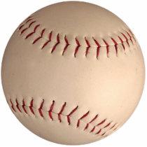 Baseball Photosculpture Statuette