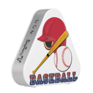 Baseball Pieladium Speakers