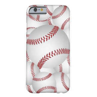 baseball pile barely there iPhone 6 case