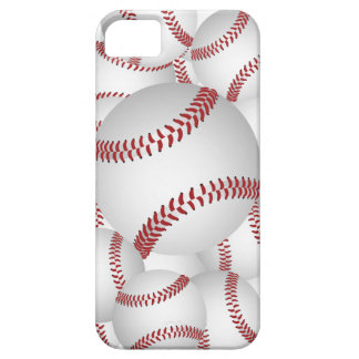 baseball pile iPhone 5 covers