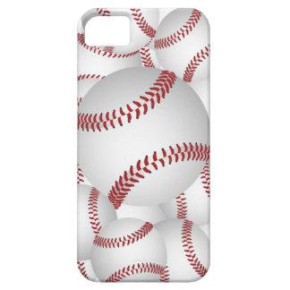 baseball pile iPhone SE/5/5s case