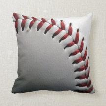 Baseball Pillow