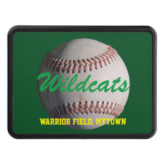 Baseball Tow Hitch Covers