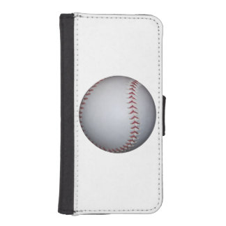 Baseball iPhone 5 Wallet Cases