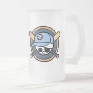 Baseball Pirate -Boys Coffee Mug