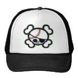 Baseball Pirate -kids Hats