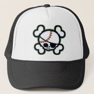 d120f76eff7 Slow Pitch Baseball   Trucker Hats