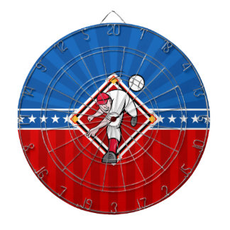 Baseball Pitch Dartboard