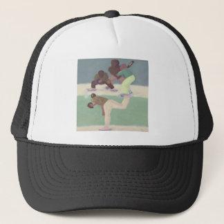 Baseball Pitch, Hat