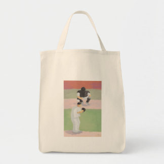 Baseball Pitcher & Catcher, Bag