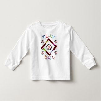 Baseball Play Ball Shirt