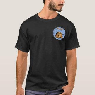 Baseball Player - blue T-Shirt