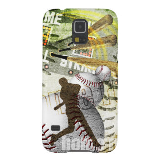 Baseball Player Bottom of the 9th Case For Galaxy S5