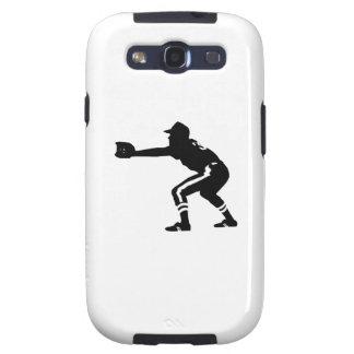 Baseball Player Samsung Galaxy SIII Covers