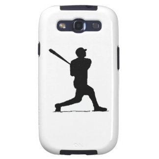 Baseball Player Samsung Galaxy SIII Case